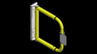 Universeel Veiligheidshekje S1 3D